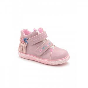 Ботинки демисезонные для девочки 91057 М+Д
