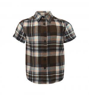 Рубашка , цвет: коричневый Finn Flare