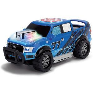 Машинка  Музыкальный грузовичок, 23 см, свет и звук Dickie Toys. Цвет: синий