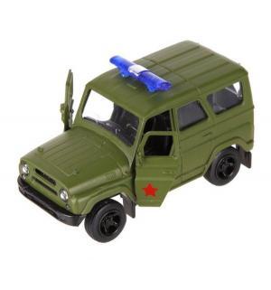 Машинка  Военная 7.5 см Автопанорама