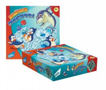 Игра детская настольная Пингвины Dream makers
