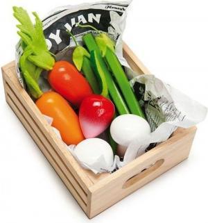 Игровой набор  Овощи в ящичке Le Toy Van