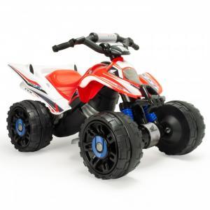 Электромобиль  квадроцикл Quad Honda ATV 12V Injusa