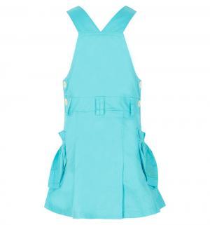 Сарафан , цвет: голубой Damy-M