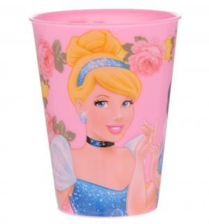 Стакан  Принцессы, цвет: розовый Disney