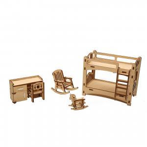 Деревянный набор мебели ХэппиДом Детская Happykon