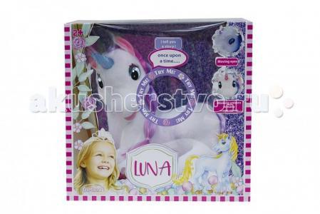 Интерактивная игрушка  Единорог Luna Dimian
