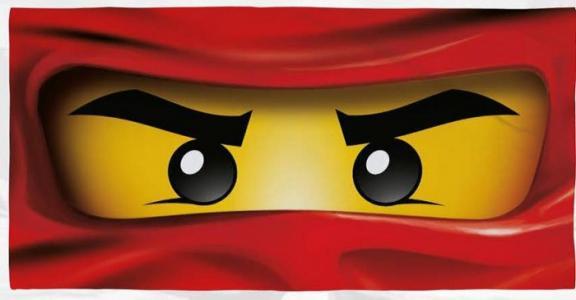 Полотенце Ninjago Stitch 70х140 Lego