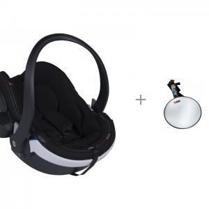Автокресло  iZi Go Modular X1 i-Size Premium Car Interior Black с зеркалом Baby Mirror BeSafe