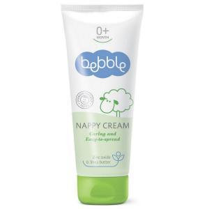 Крем  под подгузник Nappy Cream, с рождения, 75 мл Bebble