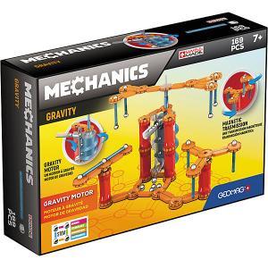Магнитный конструктор  Mechanics Gravity, 169 деталей Geomag
