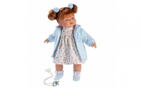 Кукла Лея 33 см со звуком Llorens