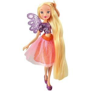 Кукла  Мерцающее облако Стелла, 35 см Winx Club