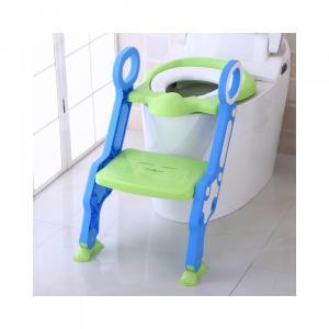 Сиденье для унитаза с лесенкой и ручками Pituso