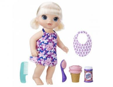Hasbro Малышка с мороженным Baby Alive