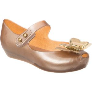 Туфли  для девочки Vitacci. Цвет: желтый