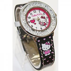 Часы  наручные аналоговые 41203 Hello Kitty