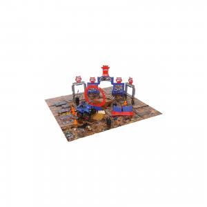 Игровой набор  Toys Стадион. Битва машин, 40 деталей + 1 машинка Yako