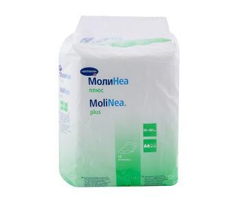 Molinea Plus Впитывающие пеленки 90х180 20 шт. Hartmann