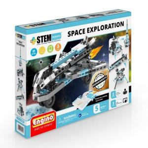 Конструктор  Stem Heroes Набор из 5 моделей Освоение космоса Engino
