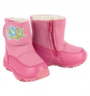 Валенки , цвет: розовый Мифер