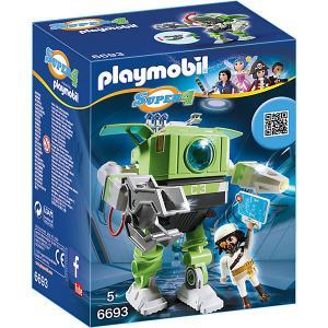 Конструктор Playmobil Супер 4 Робот Клеано PLAYMOBIL®