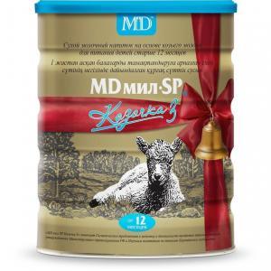 Молочная смесь  Козочка 3 с 12 месяцев, 800 г MD Мил