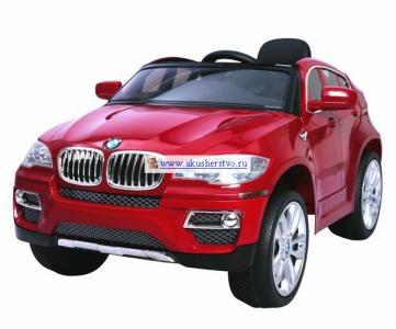 Электромобиль  BMW X6 R-Toys