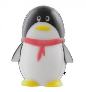 Светильник-ночник  NL 1LED Пингвин, декоративный, цвет: черный Старт