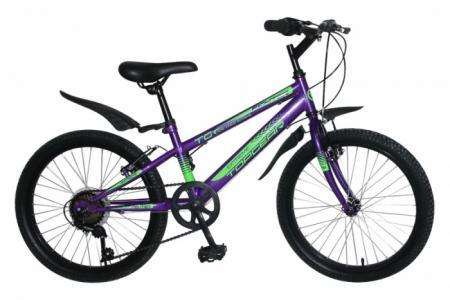 Велосипед двухколесный  Fighter (Ригид) 20 TopGear