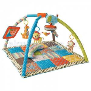 Развивающий коврик  Twist&Fold Африка Infantino