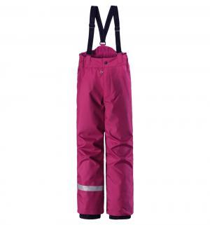 Комплект куртка/брюки , цвет: красный/фиолетовый Lassie by Reima