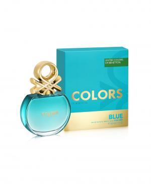 Туалетная вода (80 мл)  Colors Blue Benetton