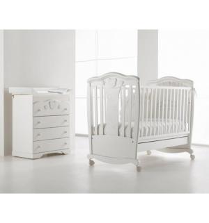 Кровать детская  Magic, цвет: белый Mibb