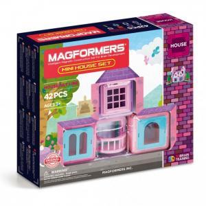Конструктор  Магнитный Mini House Set 42 Magformers