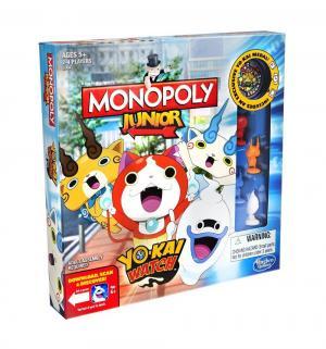 Игровой набор Monopoly Джуниор Yo-Kai Watch Hasbro