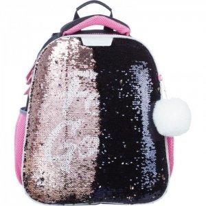 Ранец Basic Sparkle 37x31x18 см №1 School