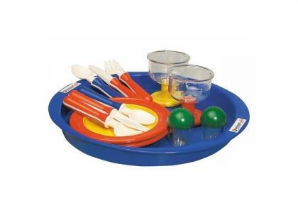 Набор посуды Время ланча Spielstabil