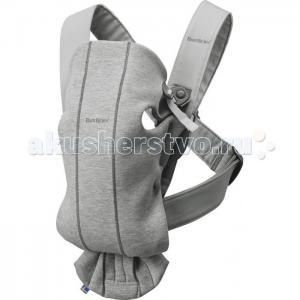 Рюкзак-кенгуру  Mini Cotton Jersey BabyBjorn
