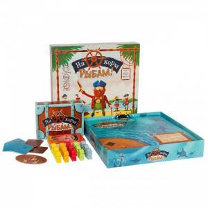 Настольная игра На корм рыбам Cosmodrome Games