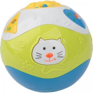 Развивающая игрушка  Обучающий шарик Zhorya
