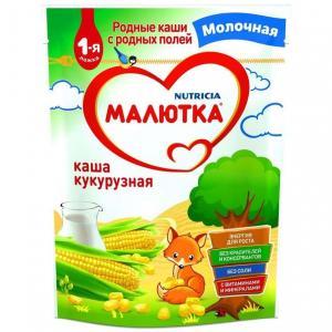 Каша  молочная Кукурузная с 5 месяцев 220 г Малютка