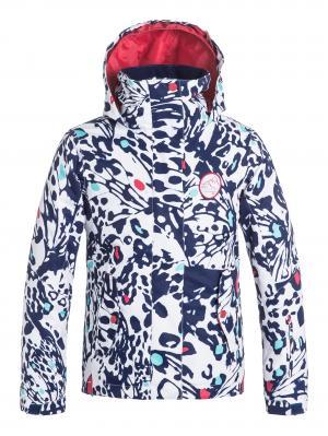Куртка  Jetty, цвет: синий Roxy