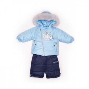 Комплект (куртка, полукомбинезон) 412шм/2 Malek Baby