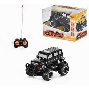 Радиоуправляемая машина  Toys Safari 1:43, тёмная Yako. Цвет: черный