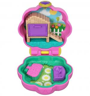 Компактный игровой набор  Ромашки Polly Pocket