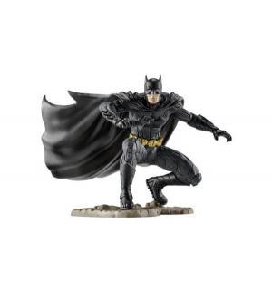 Фигурка  Лига Справедливости Бэтмен присевший Schleich