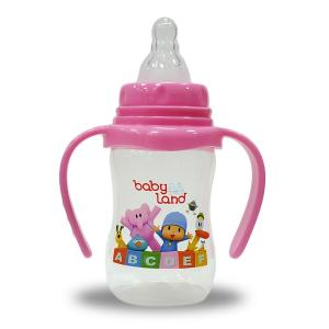Бутылочка , 6-18 месяцев, 150 мл Babyland