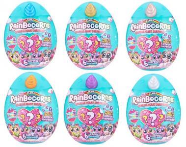 Мягкая игрушка  Плюш-сюрприз RainBocoRns мини в яйце Т18601 Zuru