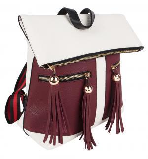 Рюкзак , цвет: бордовый Keddo